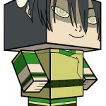 Avatar The Last Airbender - Toph3d small